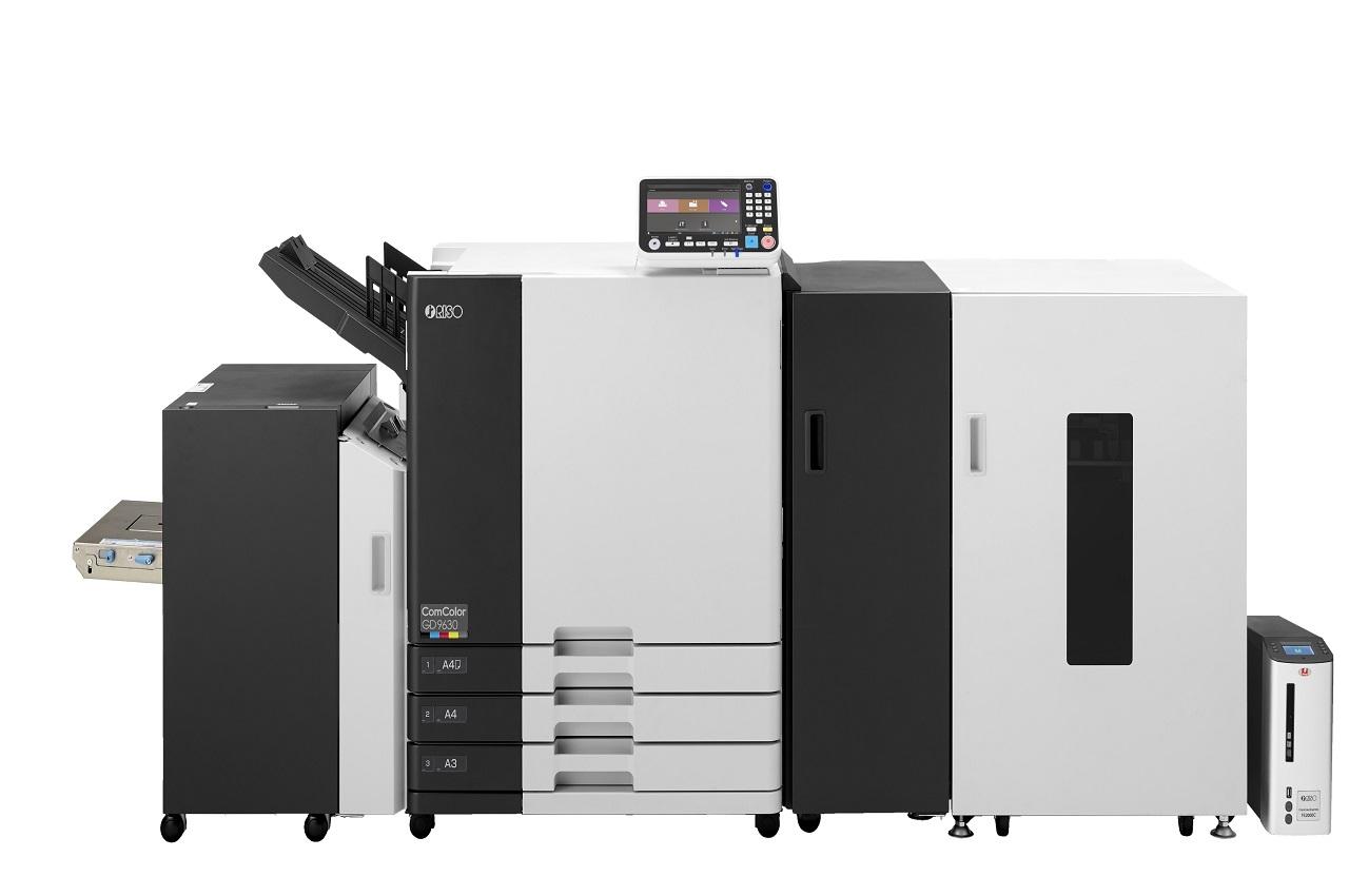 Fotocopiadora de alto rendimiento
